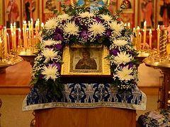 В Америку из России прибыла икона Божией Матери «Умягчение злых сердец»