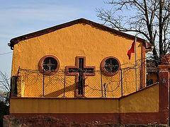 Orthodox church vandalised in Istanbul