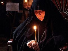 Схииг. Иоанна: «Грузинский Патриарх призвал молиться русским святым»