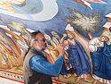 У манастиру Зочиште почело осликавање цркве