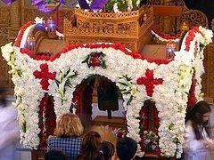В столице турецкой части Кипра впервые за 57 лет совершат чин Погребения Плащаницы