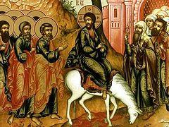 Об исполнении пророчеств о Христе и духовной слепоте