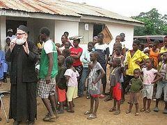 Православная Миссия в Сьерра-Леоне: «Вирус Эбола — угроза для Европы!»