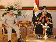 Пасха в Египте объявлена государственным праздником