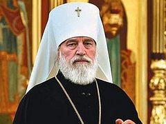 Metropolitan of Belarus urges Instigators of the Ukrainian crisis to remember the Last Judgment