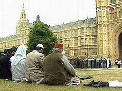 Islam is actively forcing out Christianity in the UK