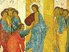 The Second Sunday of Pascha. Thomas Sunday (John 20:19-31)