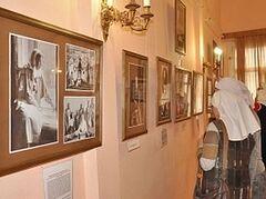 Выставка «Августейшие сестры милосердия» открылась в Архангельске
