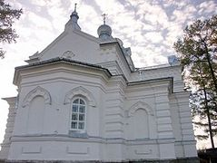 Sura Convent restoring historic building and church at the birthplace of St. John of Kronstadt