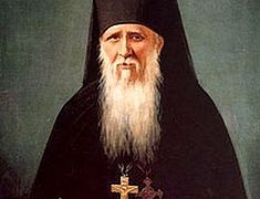 St. Ambrose, Elder of Optina