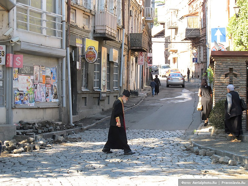 Улица в Тбилиси