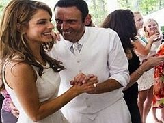Maria Menounos' partner baptized Christian Orthodox