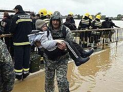 Русская Православная Церковь открыла сбор средств в помощь пострадавшим в Сербии