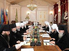 ЖУРНАЛЫ заседания Священного Синода от 30 мая 2014 года (публикация обновляется)