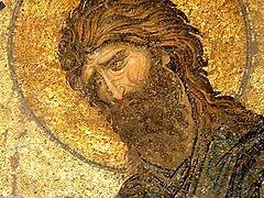 Святой Иоанн Предтеча: близость к Богу