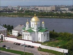 Из монастыря в центре Нижнего Новгорода похитили 11 икон