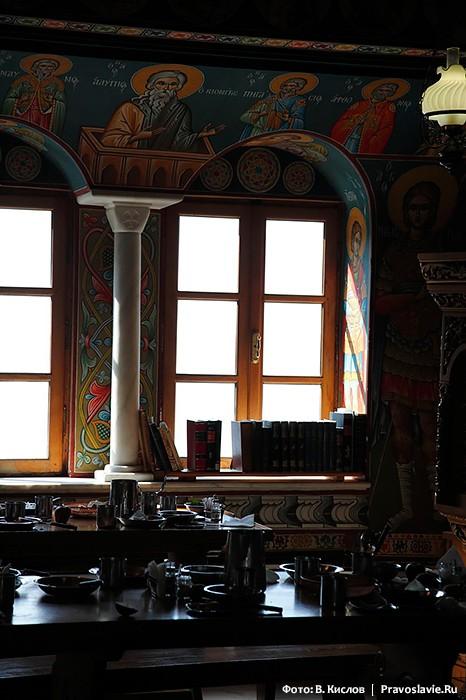 Τραπεζαρία του Μοναστηριού