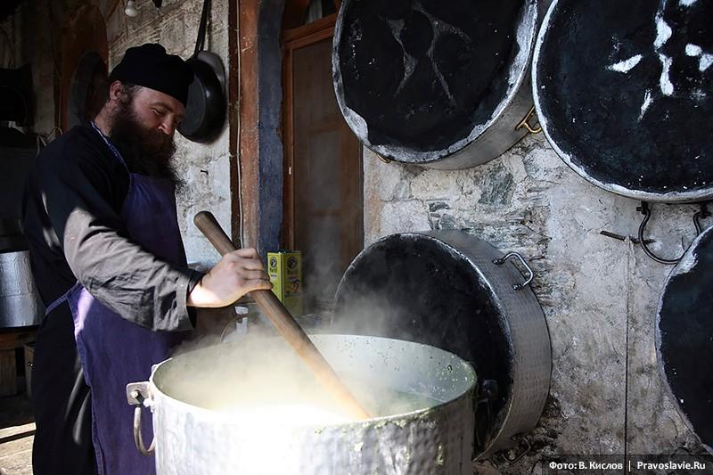 Βράζοντας σούπα