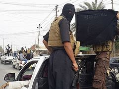 Mosul and Nineveh - ISIS militants violently persecuting Christians
