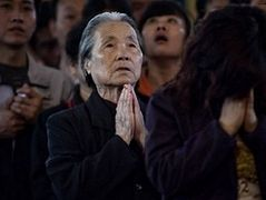 Jesus more popular than Mao in China?