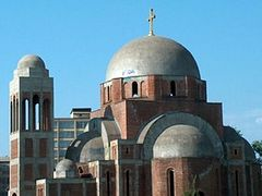 Church of Christ the Saviour in Kosovo again desecrated
