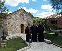Монаси из Григоријата на поклоничком путовању по Србији