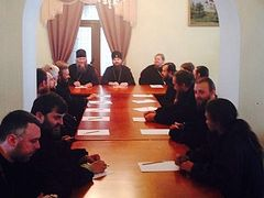 Diocese of Horlivka organizing distribution of humanitarian aid through Sloviansk churches