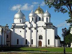 Альпинисты обновят фасады новгородского Софийского собора