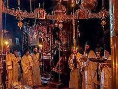 The Skete of St. Anna on Mt. Athos