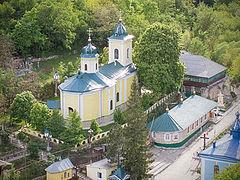 Храмы Молдавии с высоты птичьего полета