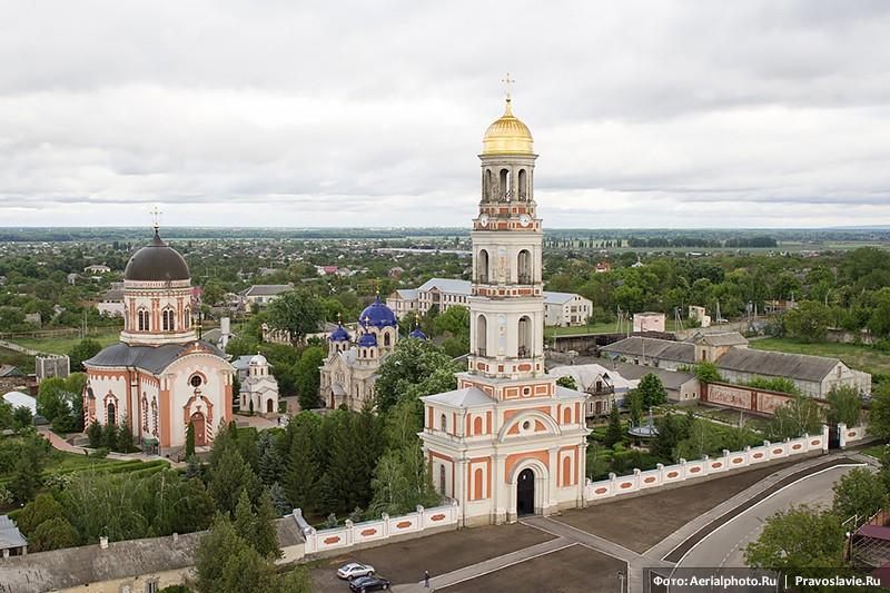 Новонямецкий Кицканский монастырь