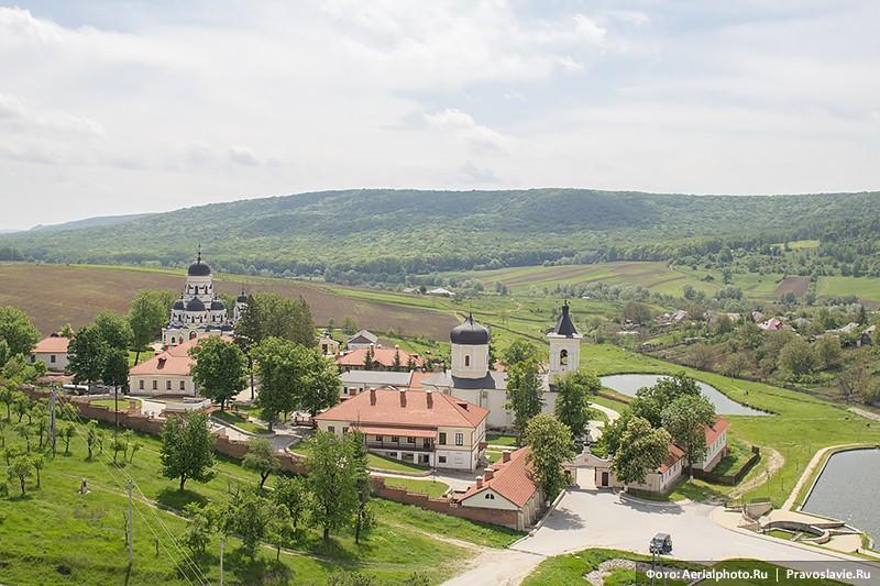Монастырь Каприяна