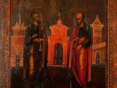 Германия вернула в Россию украденную икону XIX века