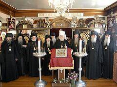 Архиерейский Собор РПЦЗ: Да не попустит Господь новые губительные страдания в восточной части Европы