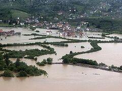 Русская Церковь собрала 27 млн рублей в помощь пострадавшей от наводнений Сербии