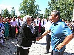 Татарстан: Восстановлен первый из сожженных кряшенских храмов