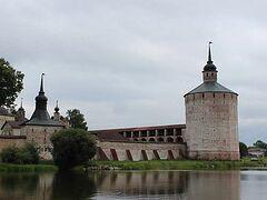 13 зданий Кирилло-Белозерского монастыря передадут Церкви