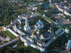The 700th Anniversary of Sergius of Radonezh: 8.6 Million Russian Residents Visit the Lavra