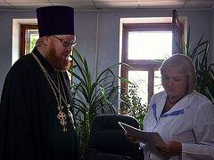 Одесская епархия помогает инсулинозависимым беженцам из Донбасса