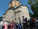 Храм Свете великомученице Недеље у Брњачи сведочи да су у селу живели Срби