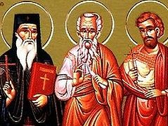 Repose of the Venerable Nicodemus the Hagiorite