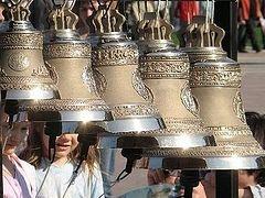 Колокольным звоном отметили день Крещения Руси