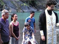 A Family of Native Inhabitants Embraces Orthodoxy in Taiwan