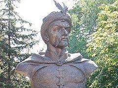 Monument to Bogdan Khmelnitsky Dedicated in Belgorod
