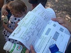 В Москву прибывает все больше беженцев с Украины