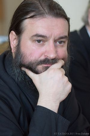 Archpriest Andrei Tkachev. Photo: st-tatiana.ru