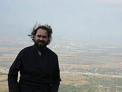 Архиепископ Феофилакт совершил восхождение на гору и отслужил на вершине литургию