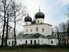 В Великом Новгороде отреставрируют собор XII в.