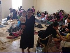 August 18 Report on North Iraq -- Refugees At Great Risk