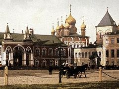 Reconstruction in the Kremlin to surpass all the projects ever coordinated with UNESCO